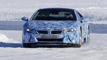 BMW i8 spy photo 13.03.2013 / Automedia