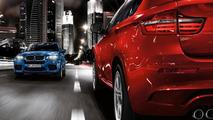 2013 BMW X6 M facelift 26.1.2012
