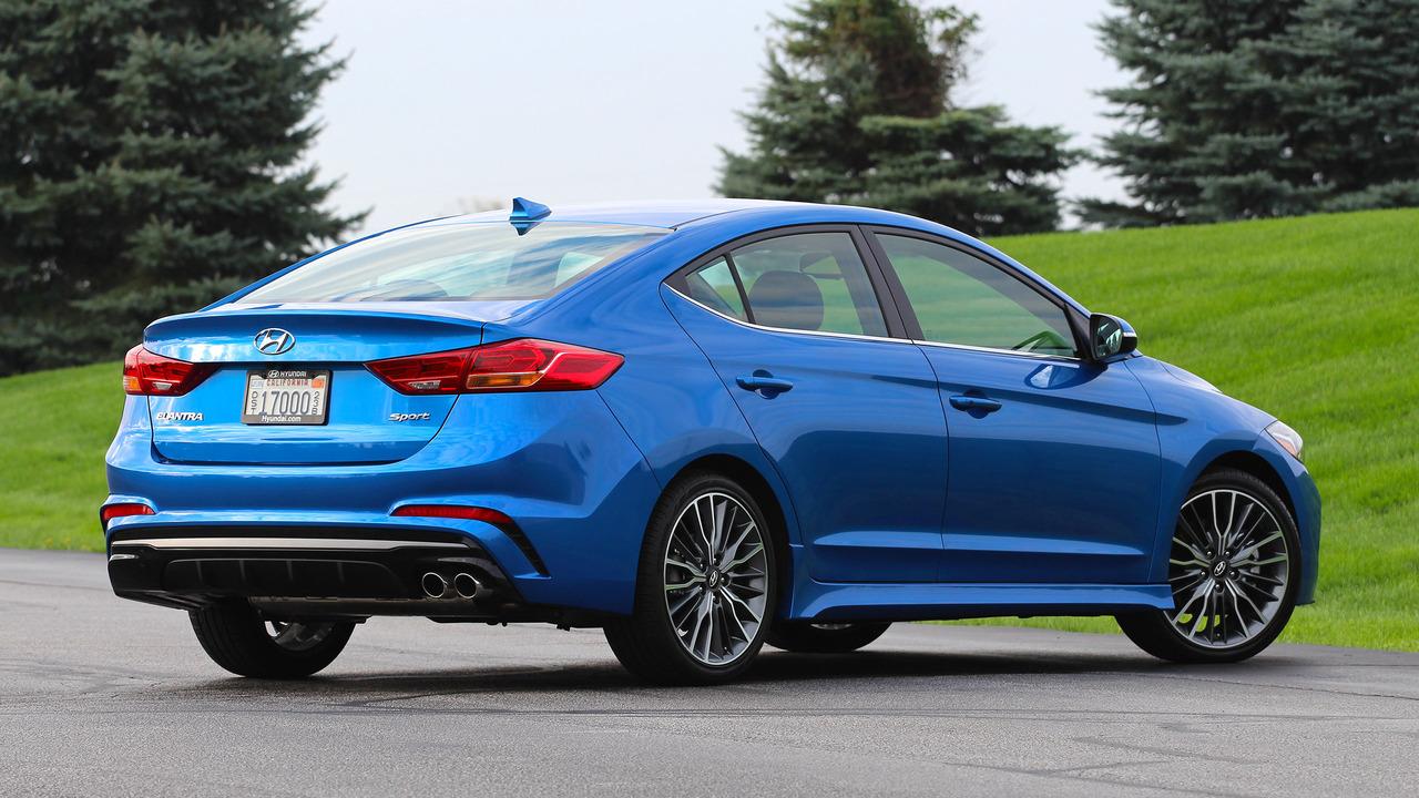 Beautiful 2017 Hyundai Elantra Sport Review More Show More Go