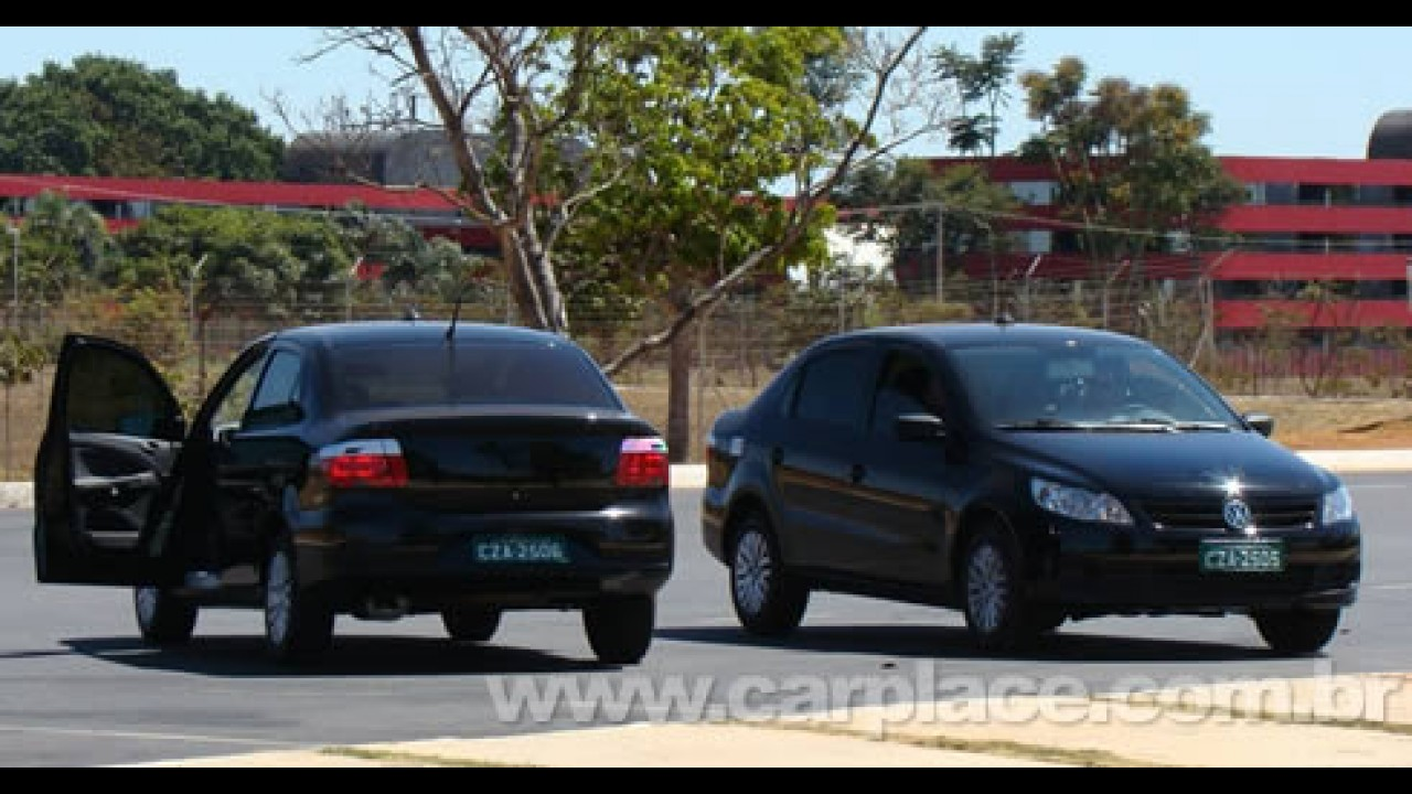 Segredo revelado: Flagrada a traseira do Novo Voyage 2009 em Brasília!!!