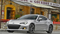 Subaru isn't currently planning a BRZ STi or other performance models