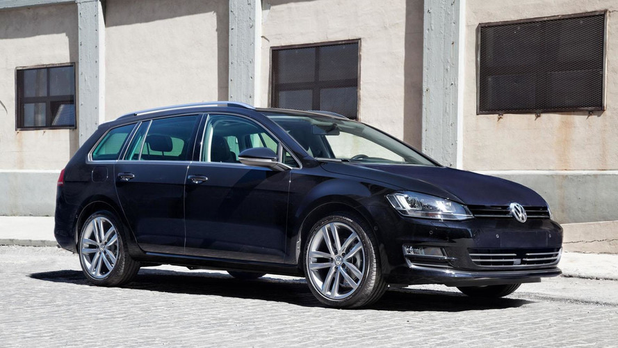 Volkswagen Golf SportWagen announced for the U.S.