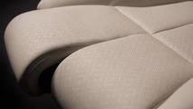 Lincoln Continental concept seats
