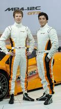 McLaren GT Press Conference 05.05.2011