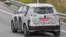 Third generation Opel Meriva spied with conventional rear doors