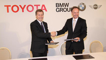 Official: BMW to supply diesel engines to Toyota