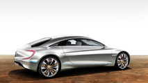 Mercedes-Benz F 125! research vehicle 13.09.2011