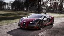 Bugatti shows off Veyron Grand Sport Vitesse La Finale assembly [video]