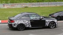 2015 BMW M2 spy photo
