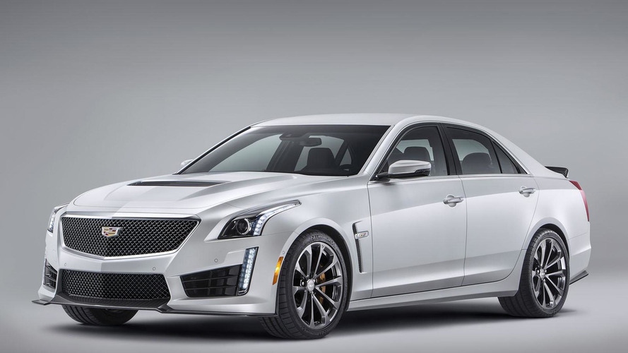 Cadillac CTS-V arriving in Europe this fall; priced from €98,500 in Germany