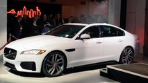 2016 Jaguar XF S at 2015 New York Auto Show