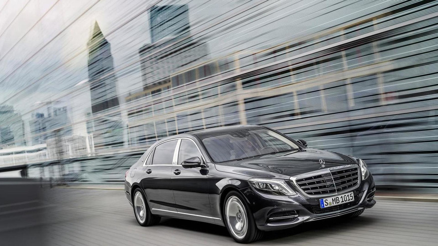 Mercedes reportedly rules out Maybach AMG variants