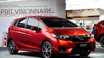 2015 Honda Jazz prototype arrives in European specification at Paris Motor Show