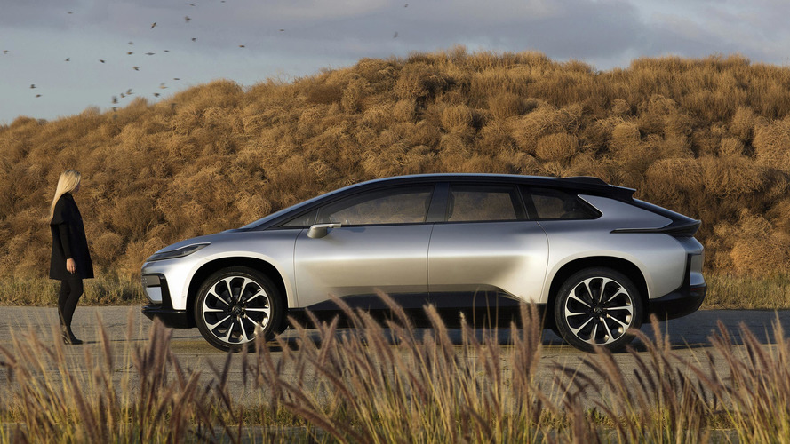 Faraday Future FF 91 has a longer range, more power than a Tesla