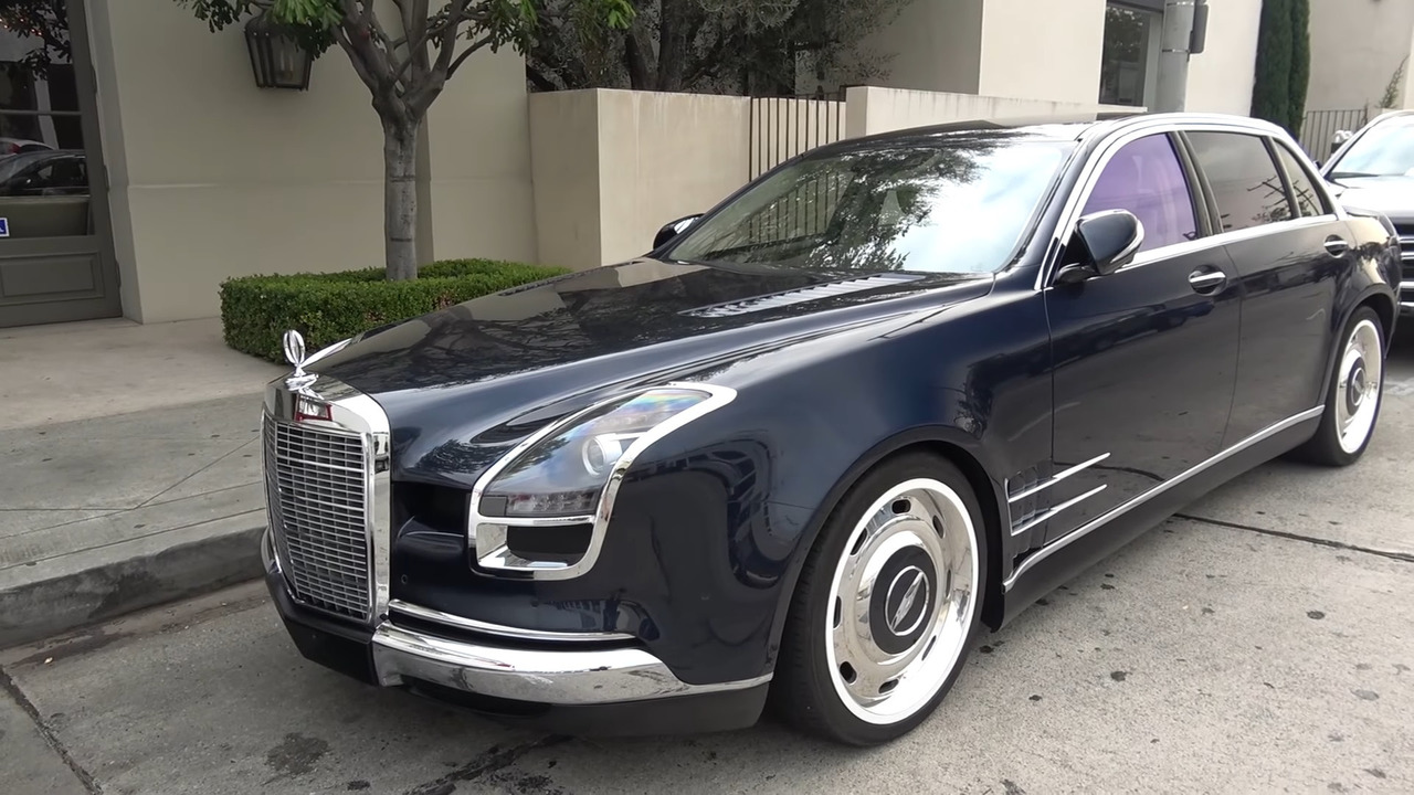 2018 S550 Mercedes Benz >> Get up close and personal with the peculiar Mercedes Royale one-off