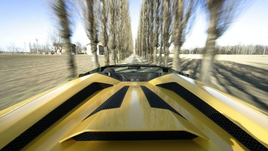 WCF Test Drive: Lamborghini Murcielago Roadster