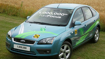 Millionth Ford Focus Stars at BIMS