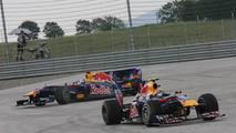 Villeneuve on Red Bull crash - 'drivers are drivers'