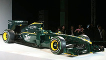 Lotus reveals sponsor deal with CNN