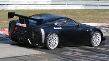 Lexus LF-A Racecar at Nurburgring