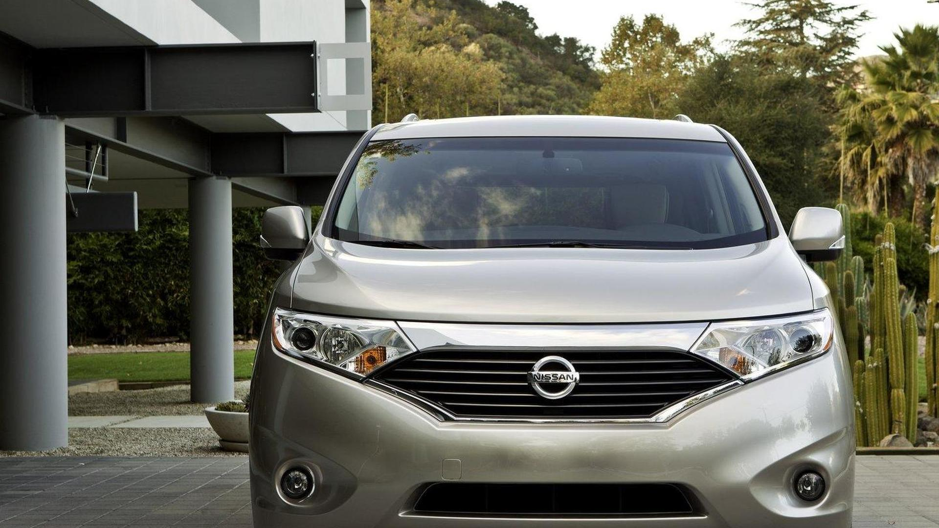 2011 Nissan Quest revealed for North America [video]