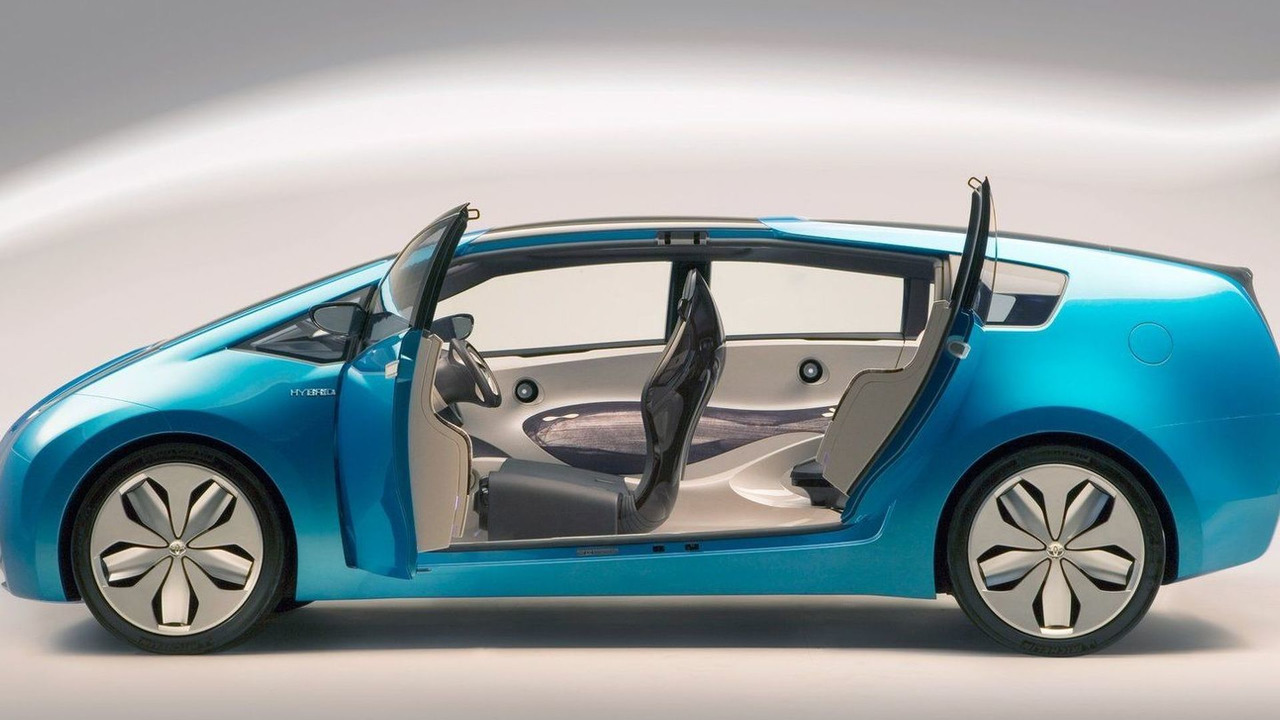 Toyota Hybrid X Concept 2007 - 19.04.2010