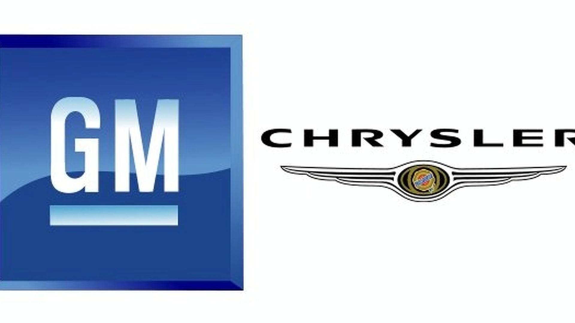 Senators Pushing for GM Chrysler Merger