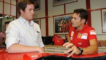Fisichella not auditioning for Massa's race seat
