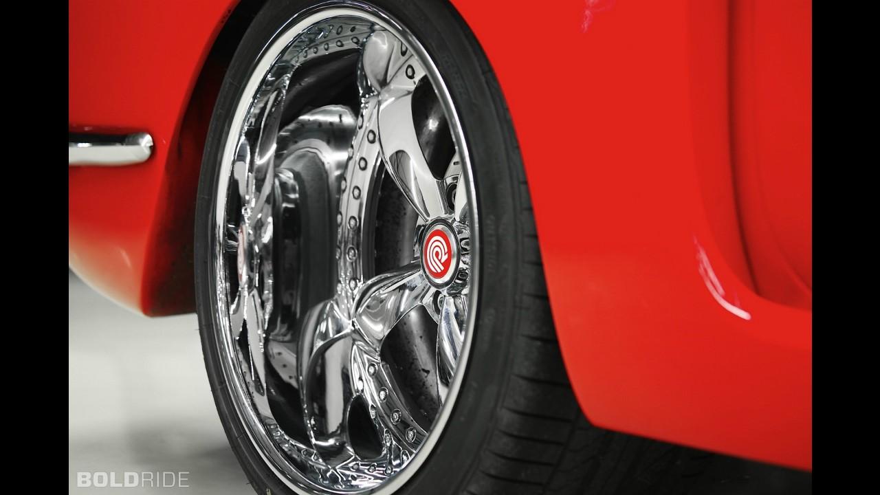 Gemballa Porsche 911 Cabrio