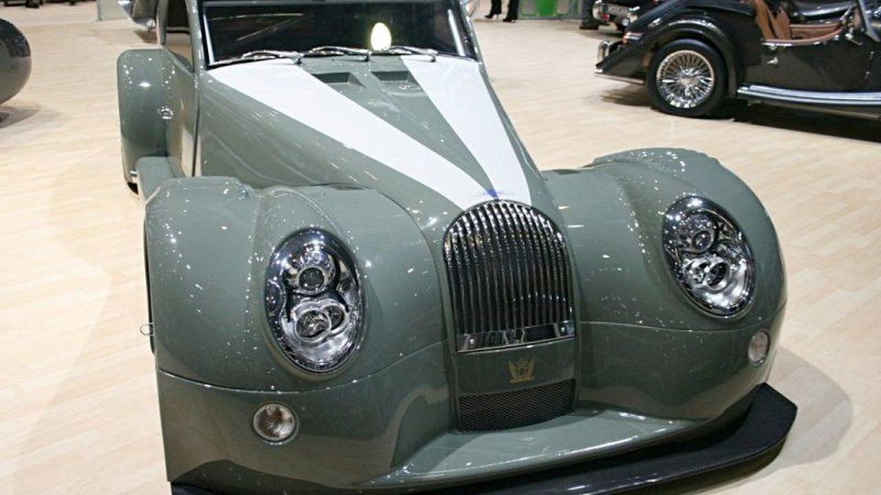 Morgan GT3 Race Car at Geneva Motor Show