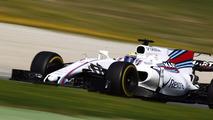Fórmula 1 - Estilo de Massa é perfeito para carros de 2017, diz Williams