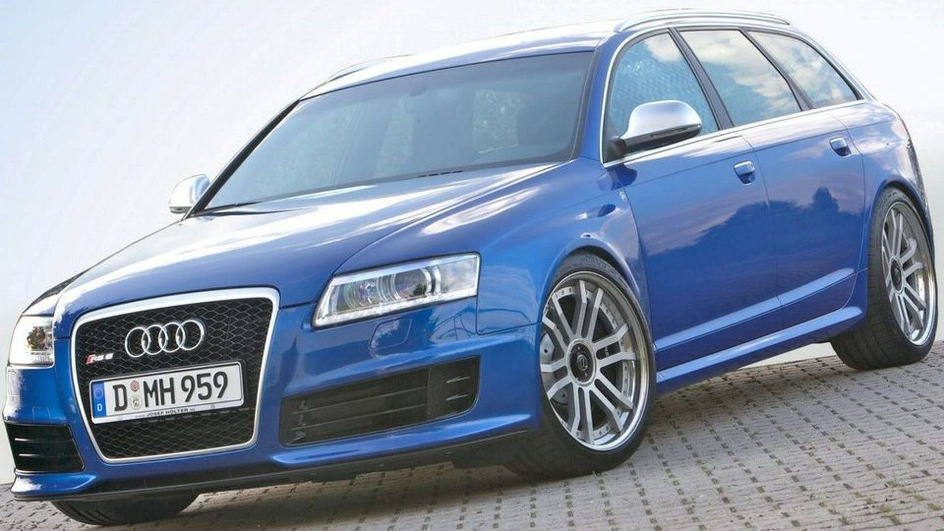 Imsa Joins the Audi RS6 Bandwagon with New Tuning Package