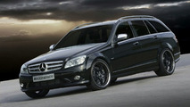 Mercedes C-Class 320 CDI 4Matic by Kicherer