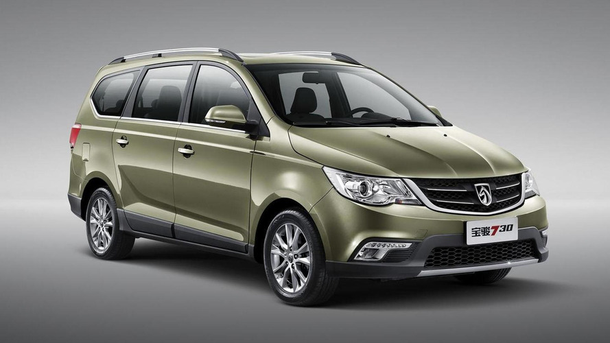 GM Baojun 730 unveiled in China with a Lotus-tuned suspension