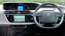 2014 Citroen C4 Picasso (UK-spec) 31.07.2013