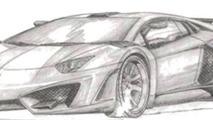 FAB Design previews Lamborghini Aventador program