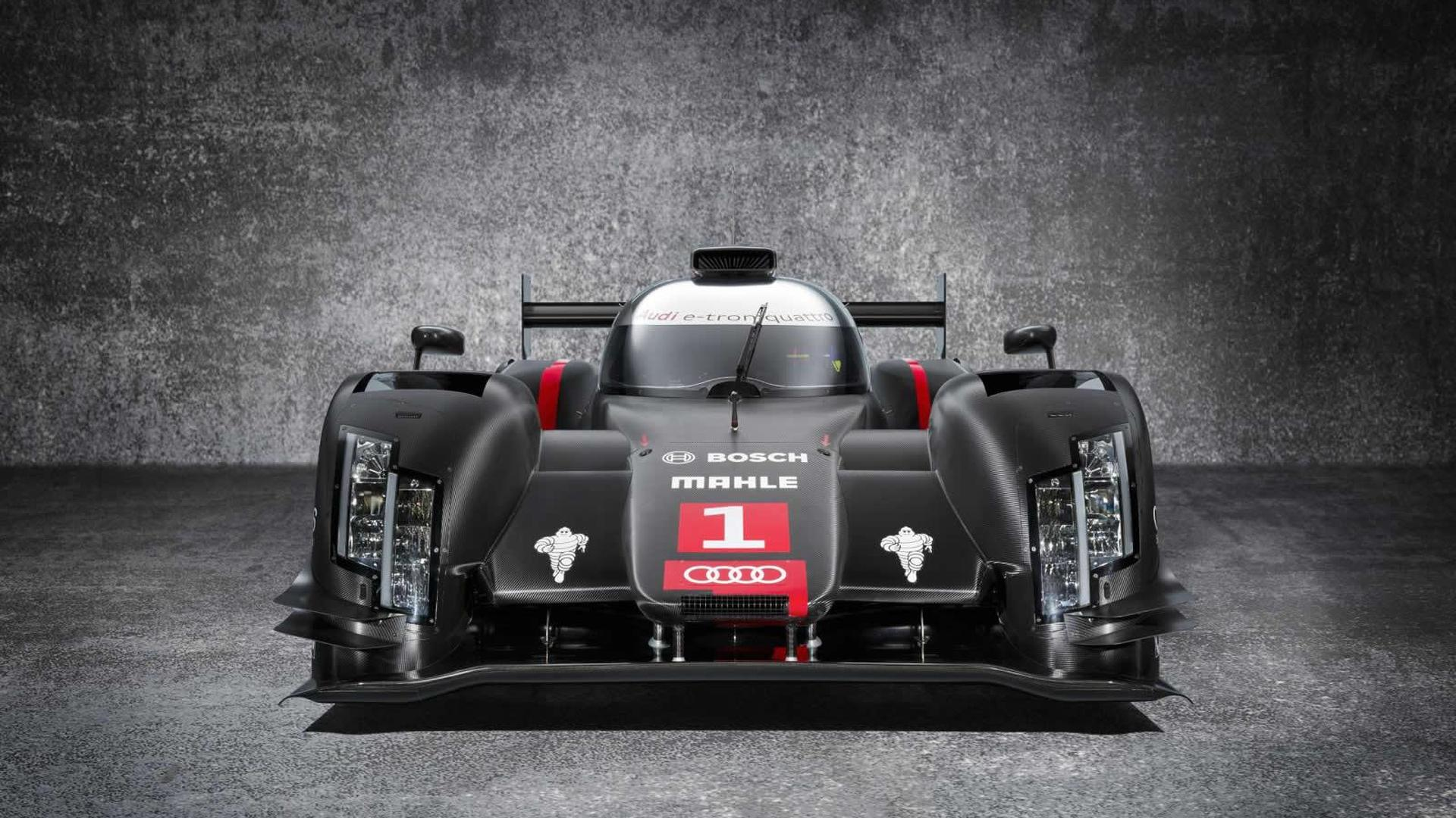 2014 Audi R18 e-tron quattro previewed, testing starts in Sebring