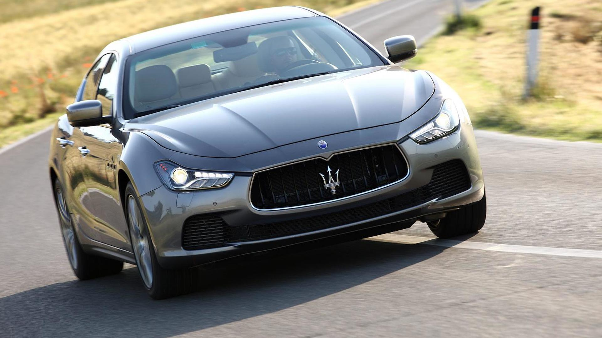 Maserati slows production as Ghibli and Quattroporte demand weakens