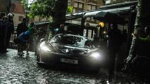 Jeremy Clarkson spotted driving McLaren P1 with Top Gear crew