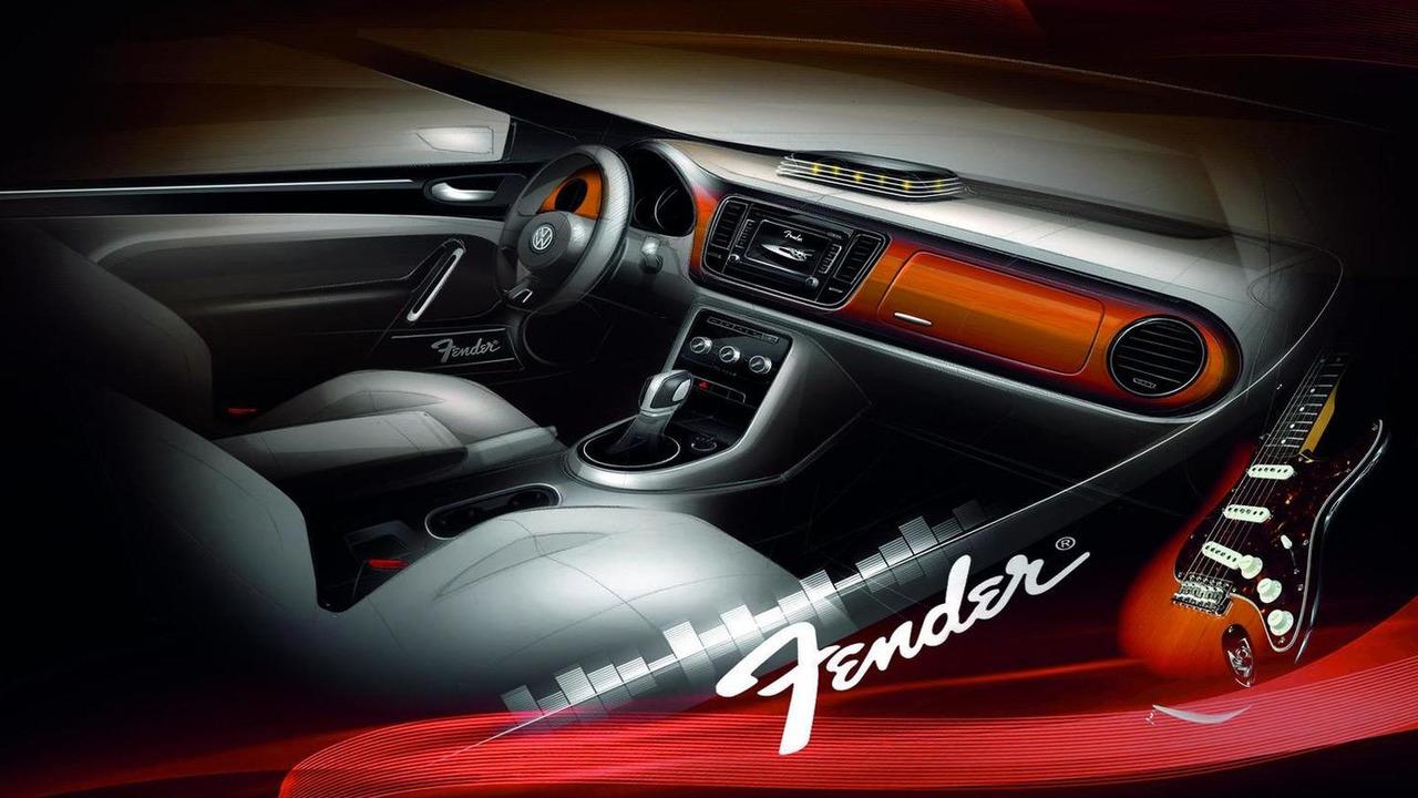 Volkswagen Beetle Fender study 21.09.2011