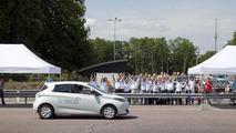 Renault Zoe 15.6.2012