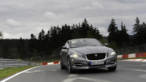 Jaguar XJ Supersport Nurburgring taxi crashes on the Nordschleife [videos]
