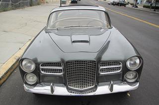 This Rare Facel Vega Joins French Design with a Chrysler V8