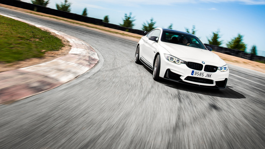 BMW trademarks M1 CS through M8 CS for possible track-focused models