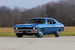 1969 Yenko Chevy Nova Could Go For Big Bucks at Auction