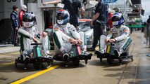 Custom Crazy Carts join Aston Martin's team at Le Mans
