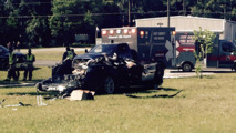 L'enquête sur l'accident fatal d'une Tesla indique une vitesse trop élevée