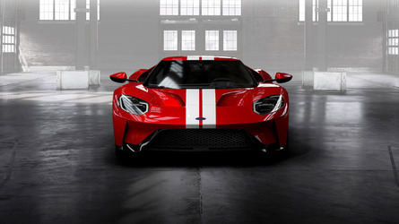 2017 Ford GT could get carbon fiber wheels