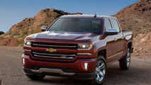 Chevrolet Silverado receives cosmetic updates for 2016MY