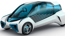 Toyota to introduce futuristic FCV Plus concept in Tokyo